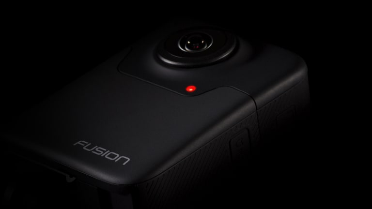 GoPro reveals its first spherical camera