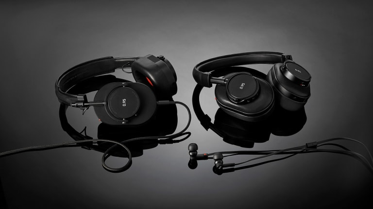 Master & Dynamic creates the perfect headphone for the Leica fanboy