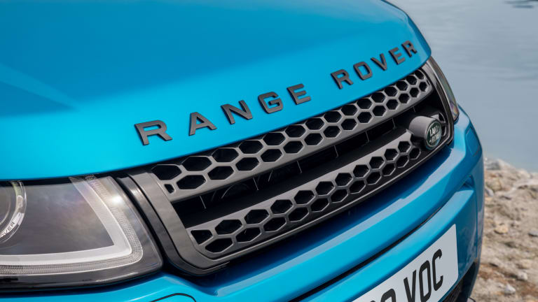 Land Rover celebrates its best-selling Evoque with a new Landmark Edition