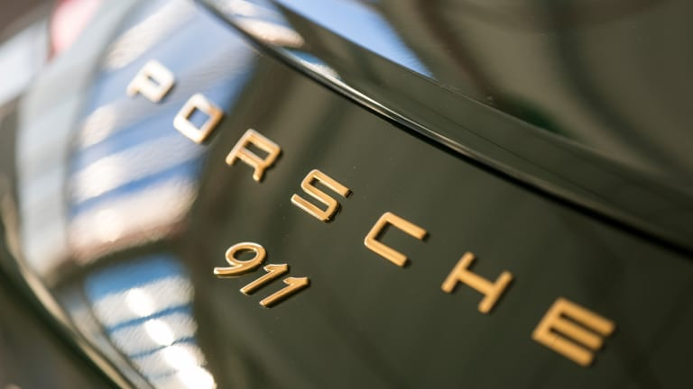 Porsche builds the 1,000,000th 911