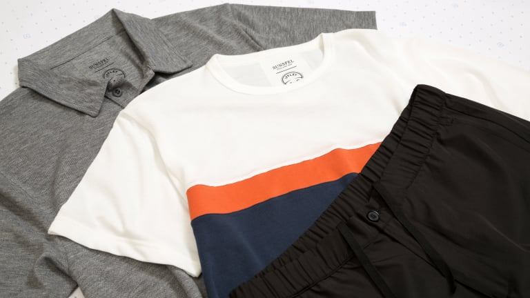 Sunspel and Iffley Road keep you looking sharp on your morning runs