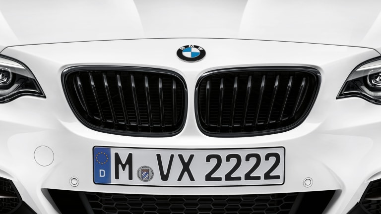 BMW further enhances the M240i with the M Performance Edition