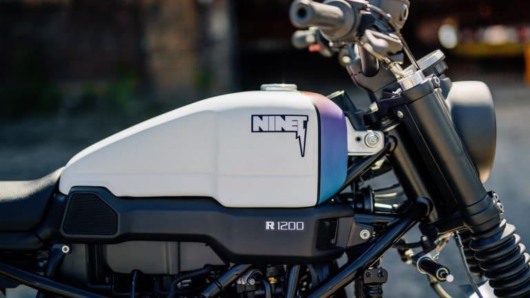 JvB-moto debuts its one-off R nineT Scrambler