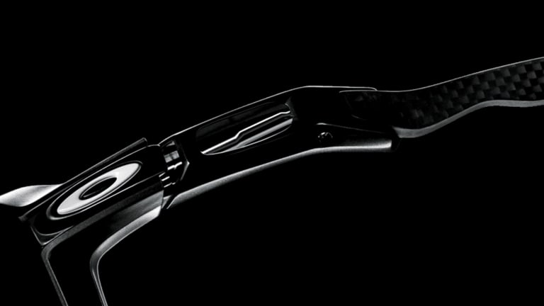 Oakley's Carbon Prime MotoGP is built like a high-end superbike