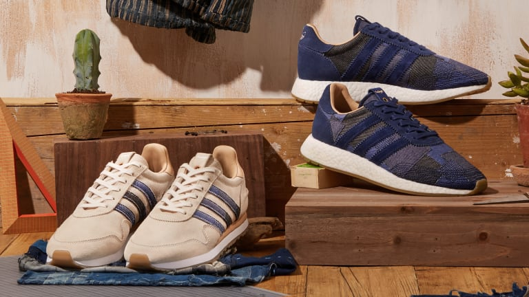 End and Bodega highlight adidas running's past and present