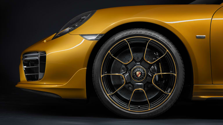 Porsche adds some speedy refinements with the limited 911 Turbo S Exclusive Series