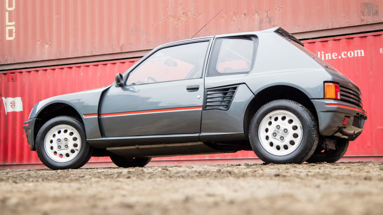 An incredible single-owner collection of Group B rally cars will be hitting Bonhams this August