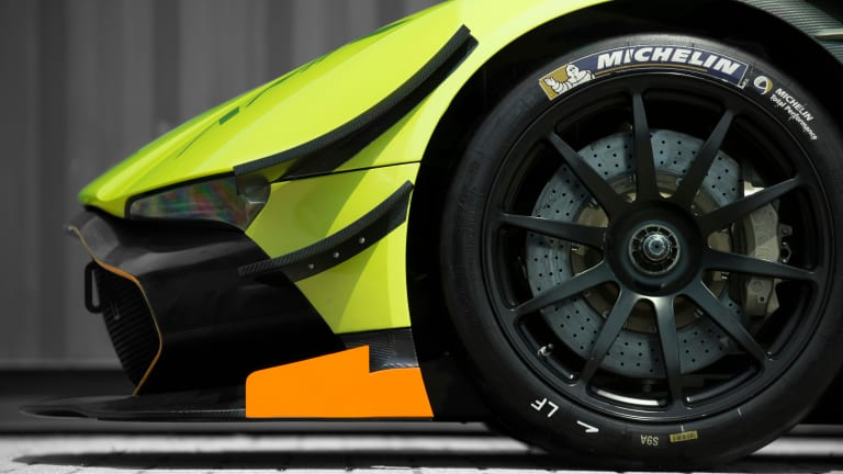 Aston Martin offers up an AMR upgrade for the track-only Vulcan