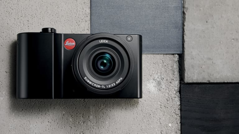 Leica puts 4K and a 24 MP sensor into the new TL2