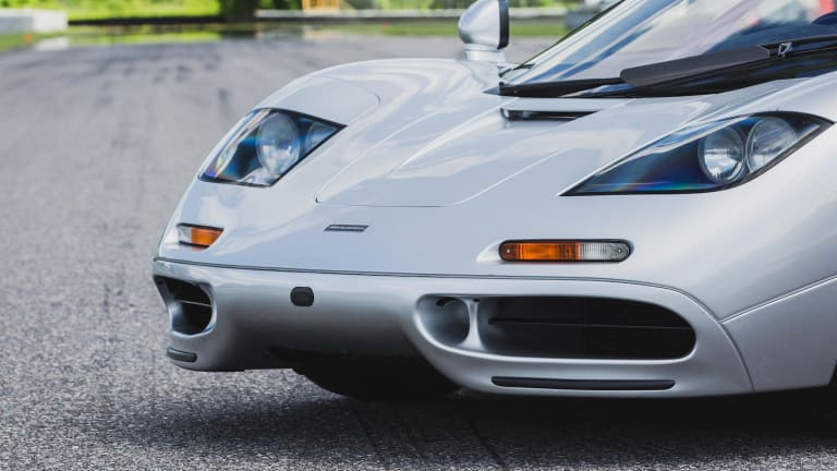 Bonhams puts the first street legal US Mclaren F1 up for auction