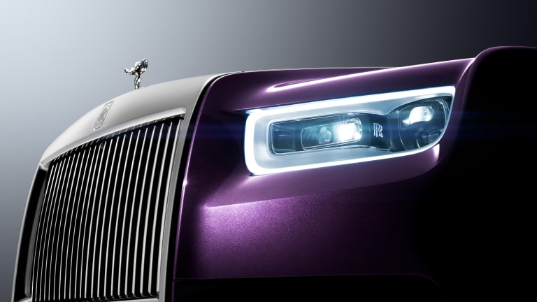 Rolls-Royce reveals the eighth generation Phantom