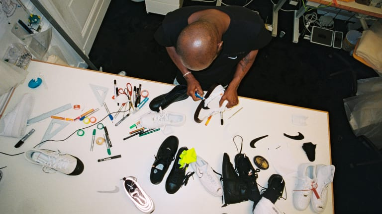Nike and Virgil Abloh unveil The Ten