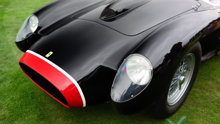 70 Years of Ferrari at the Pebble Beach Concours d'Elegance