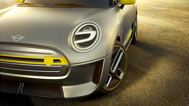 Mini previews its electrified future