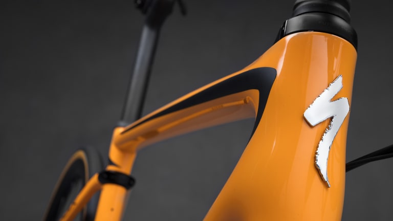 Specialized pays homage to the Mclarens of the '60s