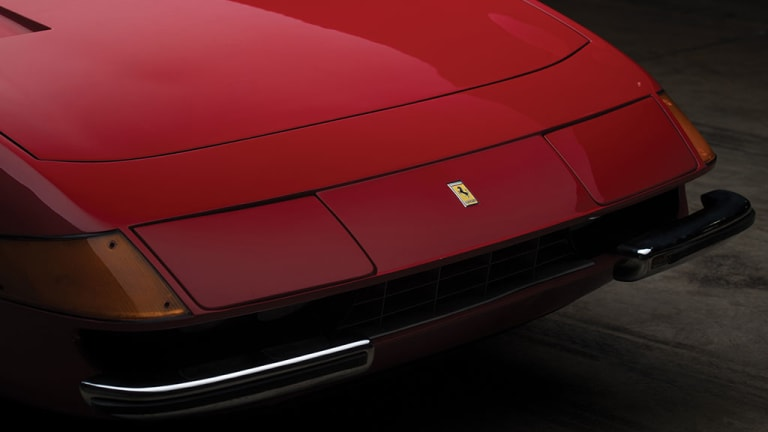 This 1973 Ferrari Daytona Spider might be one of the finest specimens out there