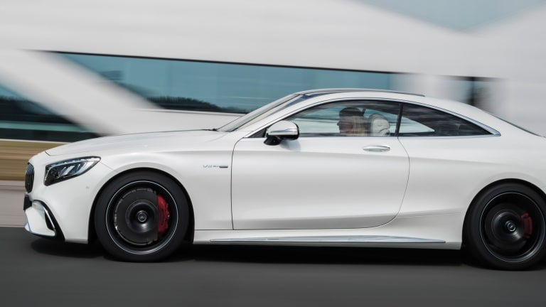 The 2018 Mercedes S Coupe and Cabriolet gets a new V8 and a whole host of new tech upgrades