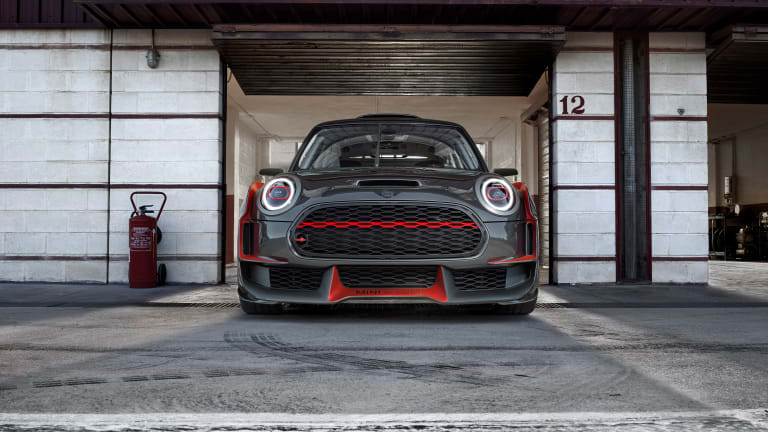 MINI's John Cooper Works GP Concept aims to be the hottest hatch of them all
