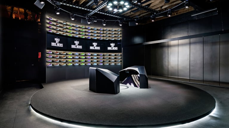 Nike's Makers' Experience will let you create custom shoes in less than 90 minutes