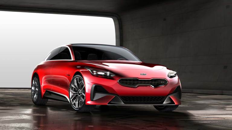 Kia just revealed one of the best looking wagons out there