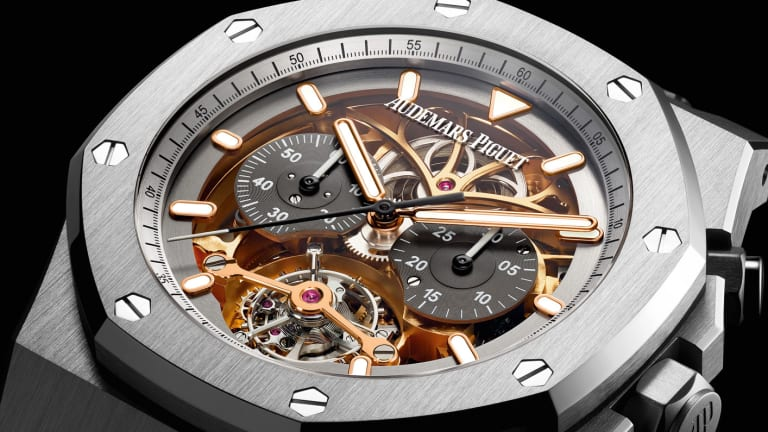 Audemars Piguet releases a special edition Royal Oak for Material Good