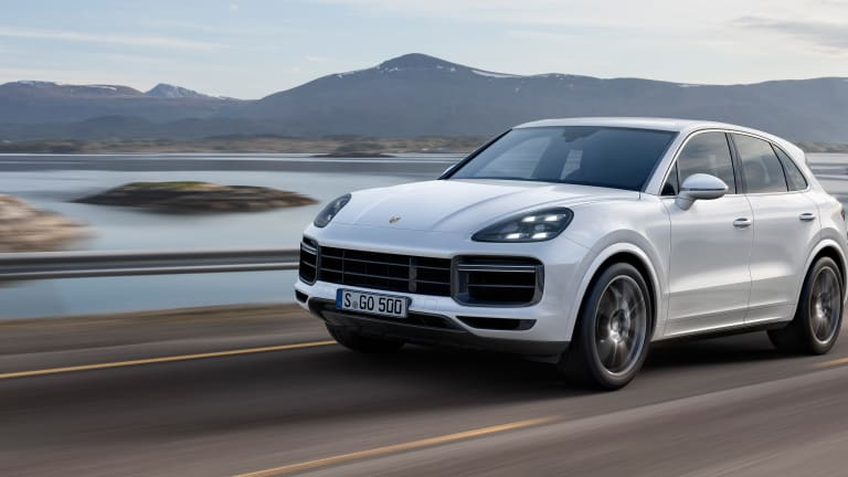 Porsche brings more power and even more torque with the next-gen Cayenne Turbo