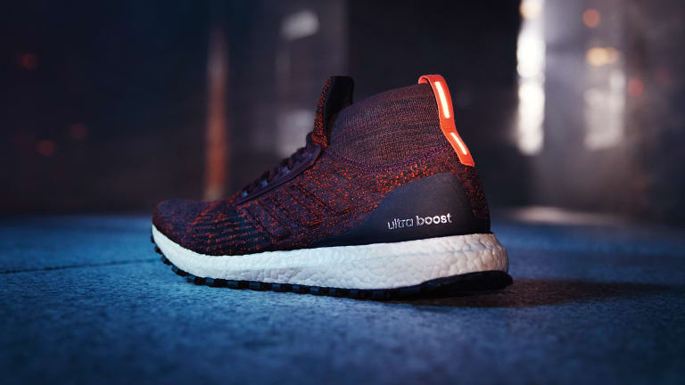 adidas gives the UltraBOOST a rugged new variant for the fall