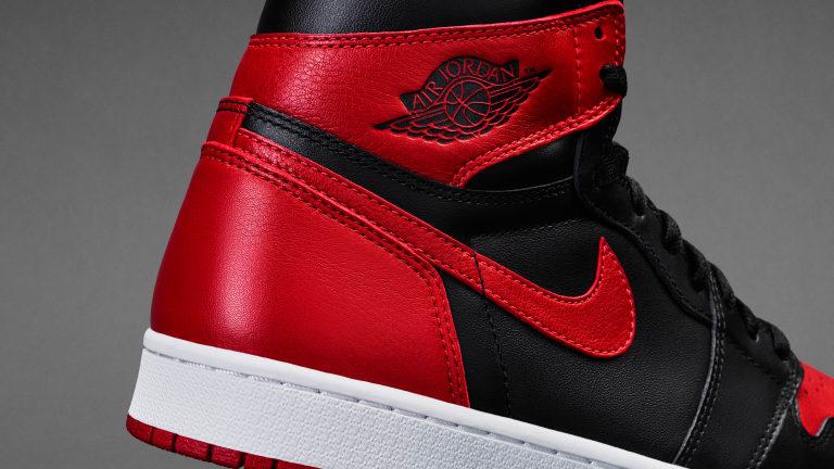 A re-release of the Air Jordan I joins the new Jordan XXXI