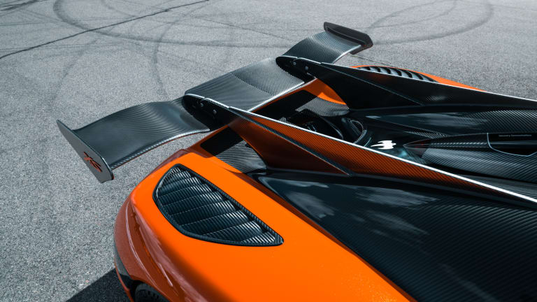 Koenigsegg is bringing a special Agera RS to America