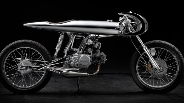 Bandit9 creates a silver bullet for the M.A.D.Gallery