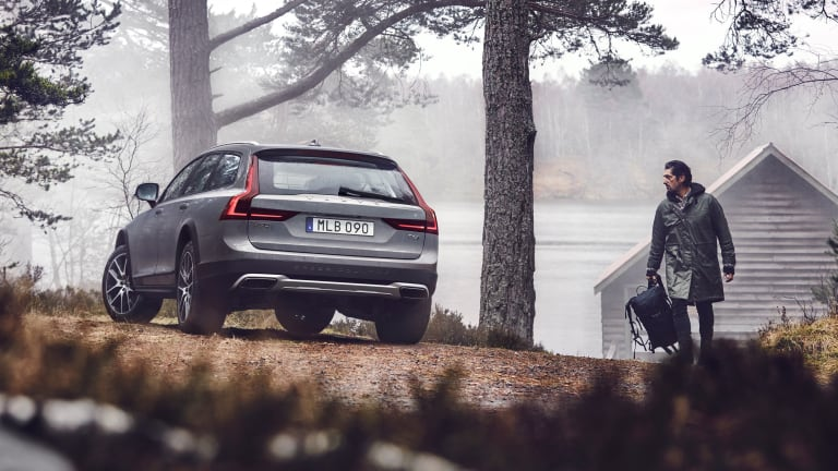 Volvo activates adventure mode for its new V90 Cross Country