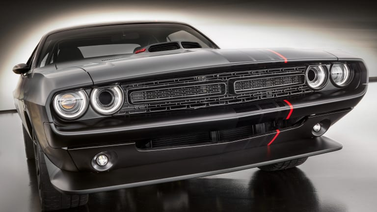 2016 Rewind | Dodge modernizes the 1971 Challenger