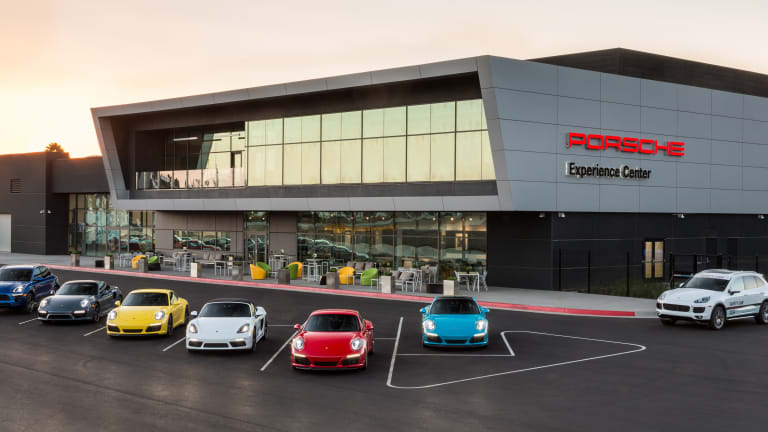 Porsche opens a $60 million dollar automotive playground in Los Angeles