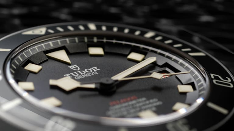 Tudor's newest Pelagos brings back their left-handed dive watches