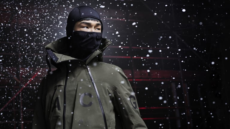 NikeLab takes winter head on with its latest ACG collection