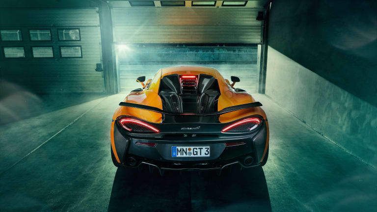 Novitec adds the McLaren 570S to its performance portfolio