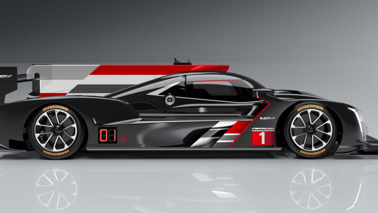 Cadillac makes a return to Prototype Racing