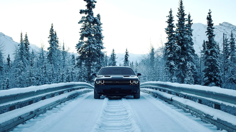 Dodge turns the Challenger into a muscle car for all seasons