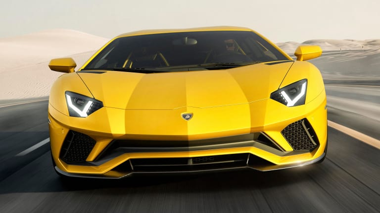 Lamborghini gives the Aventador a bold refresh