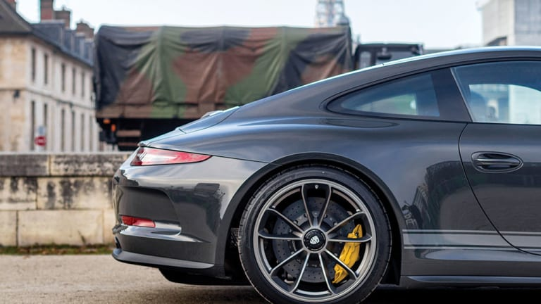 If you're going to pay over sticker for a 911 R, this is the one you should buy