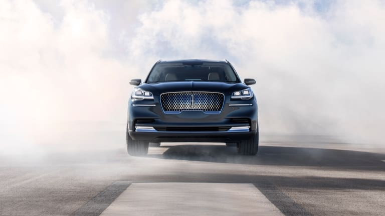 Lincoln's upcoming Aviator begins a new chapter for the storied luxury brand