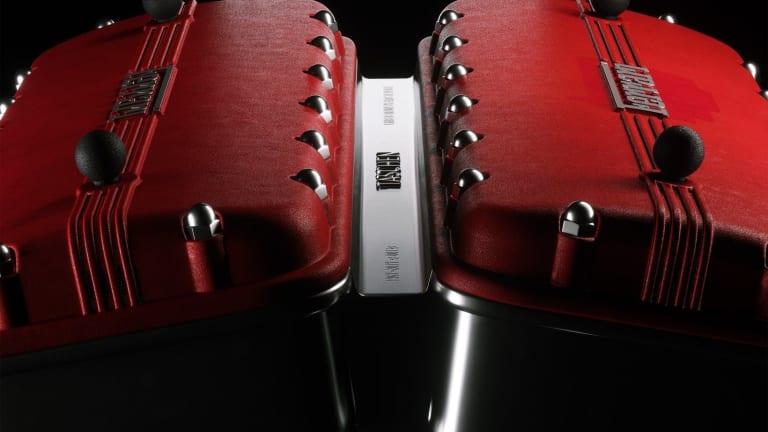 Taschen reveals its stunning, 500+ page tribute to Ferrari