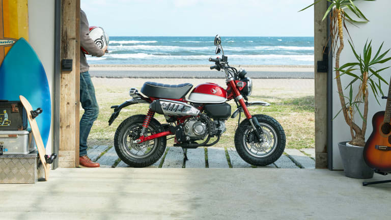 Honda is bringing the Monkey and Super Cub to the US