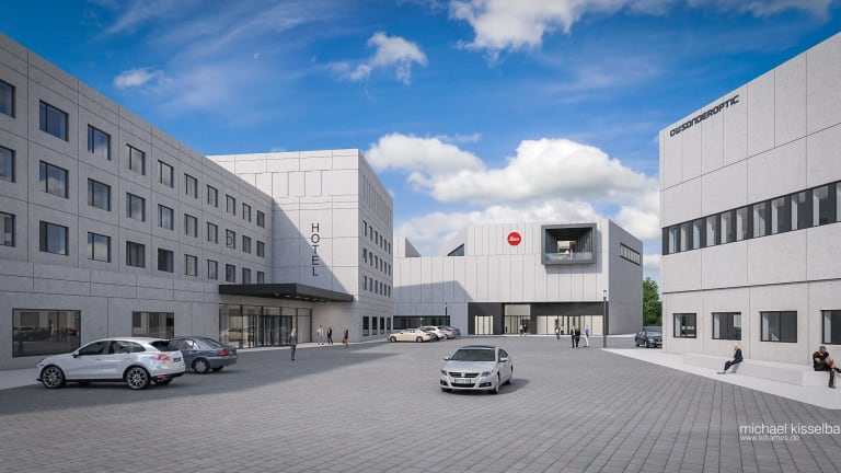 Leica opens its Living Ernst Leitz Hotel at the company's Wetzlar HQ