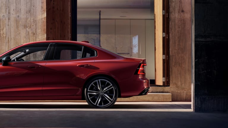 Volvo introduces the 2019 S60 sport sedan