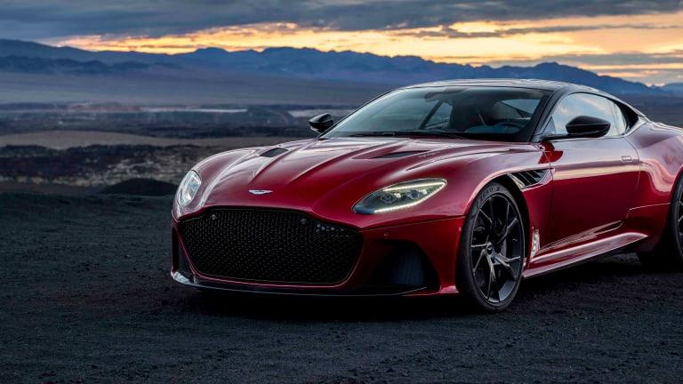 Aston Martin reveals the DBS Superleggera