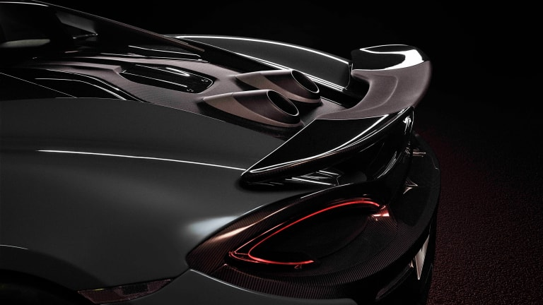 McLaren continues the legacy of the 'Longtail' with the new 600LT