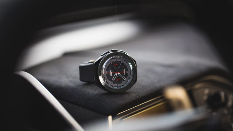 Autodromo releases an exclusive watch for owners of the new Ford GT