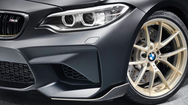 BMW reveals a new M Performance Parts Concept for the M2