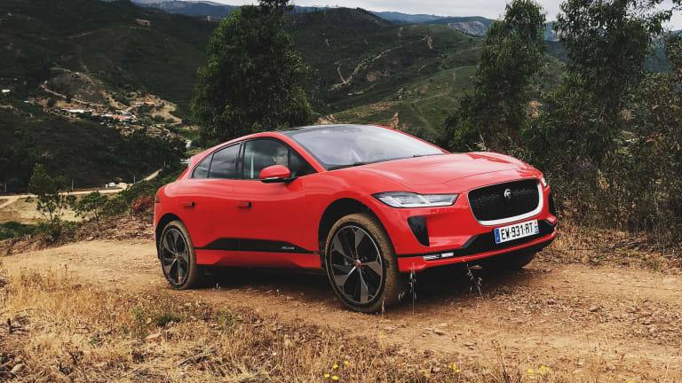 The Jaguar I-Pace | A bold and successful step into the world of EVs